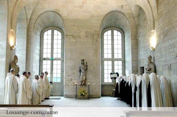 Monastère Sainte Françoise Romaine au Bec-Hellouin