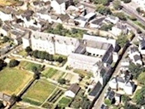 Benedictines Monastery of N-D du Mont Calvaire at Angers