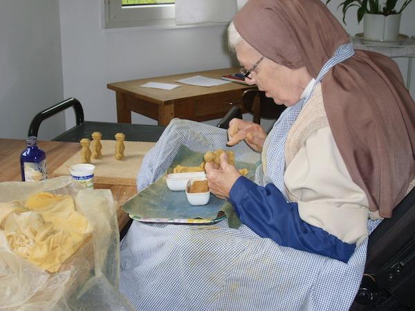 bénédictines de brou