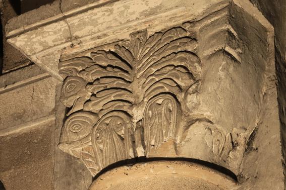 Abbaye Saint-Vincent à Chantelle