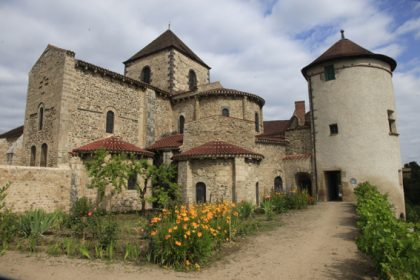 Abbey of Saint-Vincent at Chantelle