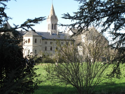 Abbey of Saint Scholastica in Dourgne