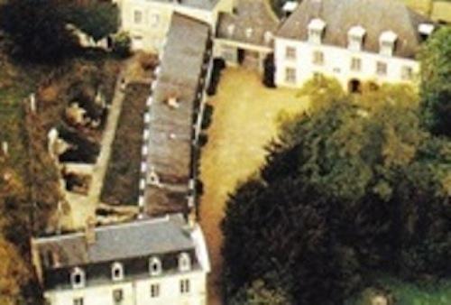 bénédictines flée - Benedictines Priory at Flée