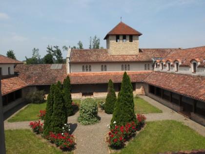 Abbaye Notre-Dame Saint-Eustase à Eyres-Moncube