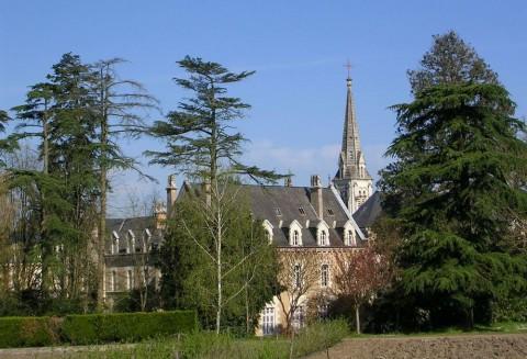Abbaye Sainte-Cécile à Solesmes