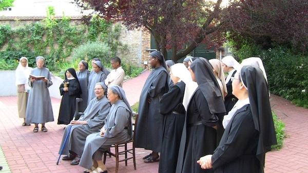 Prieuré Sainte-Bathilde à Vanves