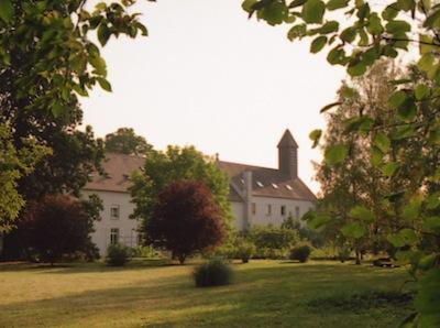 Abbey of Notre-Dame de Venière at Boyer