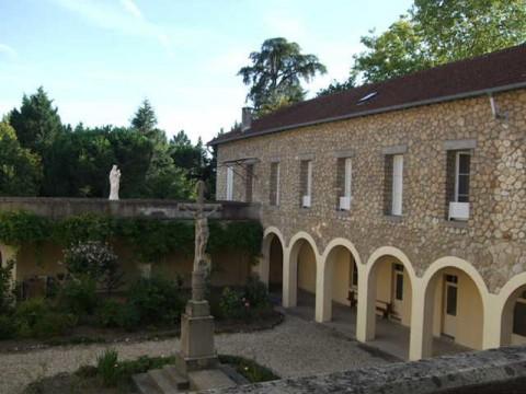 Carmel de Bordeaux à Talence