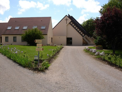 Carmel de Dijon à Flavignerot