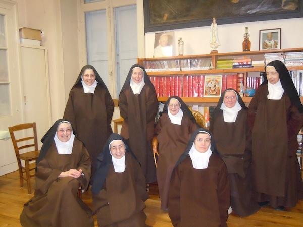 Carmel du Mont N-D à Limoges