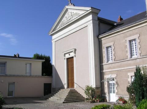Carmel de Jésus Médiateur à Nantes