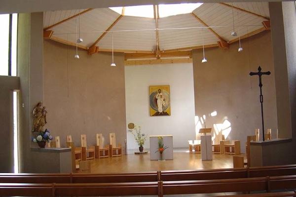 Carmel de Lons-le-Saunier à Saint-Maur