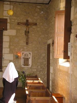 Carmel du Sacré-Coeur à Uzès