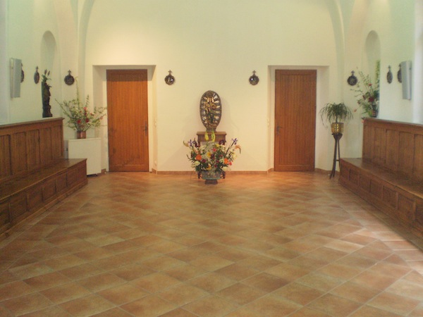 Carmel de la Sainte-Famille à Vinça