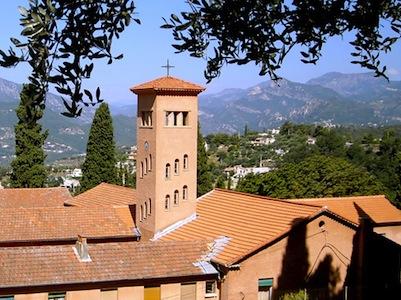 Abbaye Sainte-Marie de la Paix à Castagniers