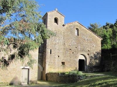 Abbaye Sainte-Marie de Rieunette à Ladern-sur-Lauquet