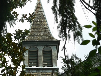 Monastère des clarisses à Lourdes