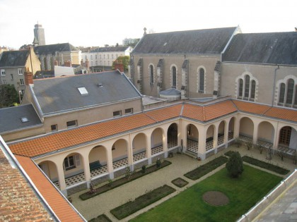 Monastery of St Clare at Nantes