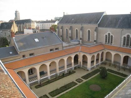 Monastère Sainte-Claire à Nantes
