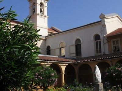 Monastère Sainte-Claire à Nice