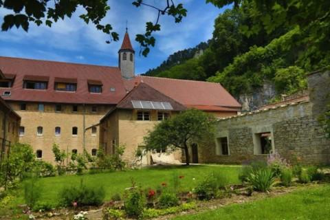 Monastère Sainte-Claire à Poligny