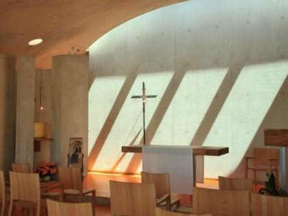 Monastère Sainte-Claire à Ronchamp