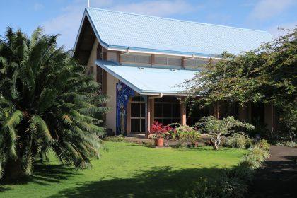Monastère Sainte Claire à Tahiti
