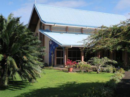 Monastery St Clare in Tahiti