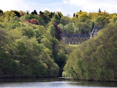 Monastère Notre-Dame de Beaufort à Plerguer