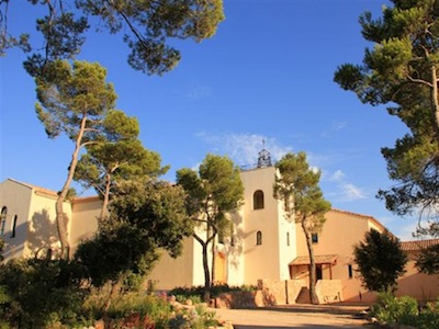 Monastère Sainte-Marie-Madeleine à Saint-Maximin - Contacter le service des moniales