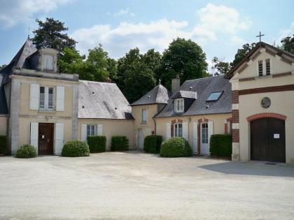 Monastère de l'Annonciade à Saint-Doulchard