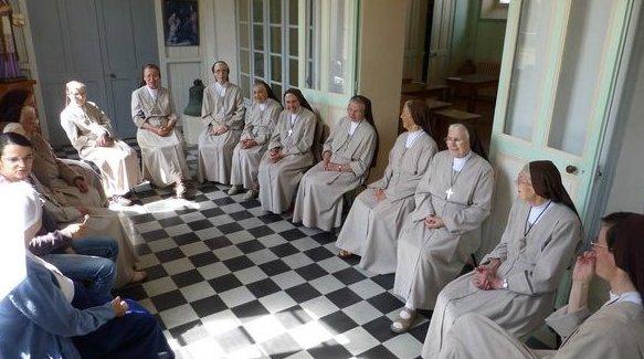 Monastère de la Visitation à La Roche sur Yon