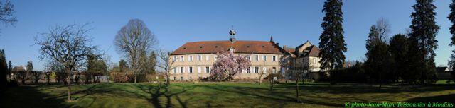 Monastère de la Visitation à Moulins