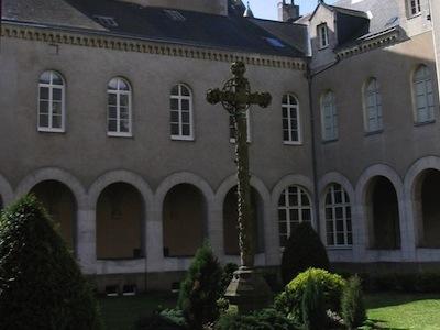Monastère de la Visitation à Nantes