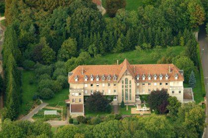 Monastery of The Visitation at Scy-Chazelles