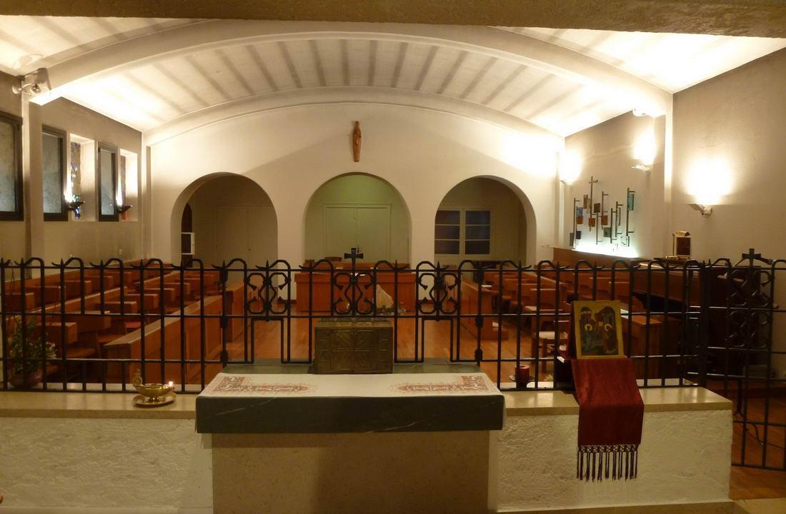Monastère des Clarisses à Voreppe
