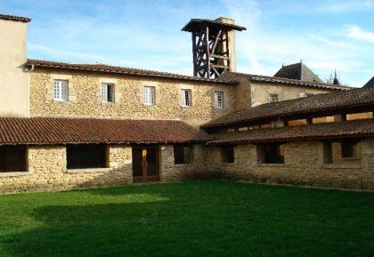 Monastery of Notre-Dame de Compassion at Martigné-Briand