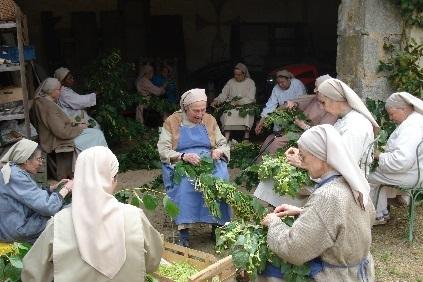 Monastère Notre-Dame de Compassion à Martigné-Briand