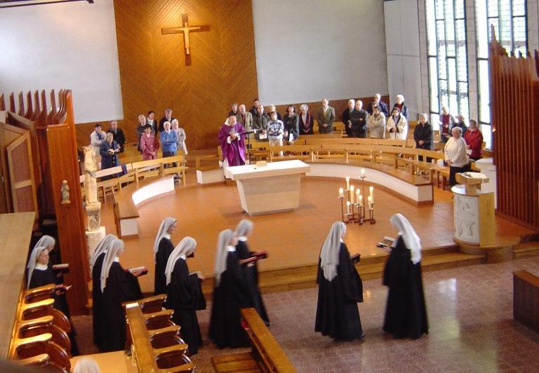 Abbaye Sainte-Marie de Maumont à Juignac