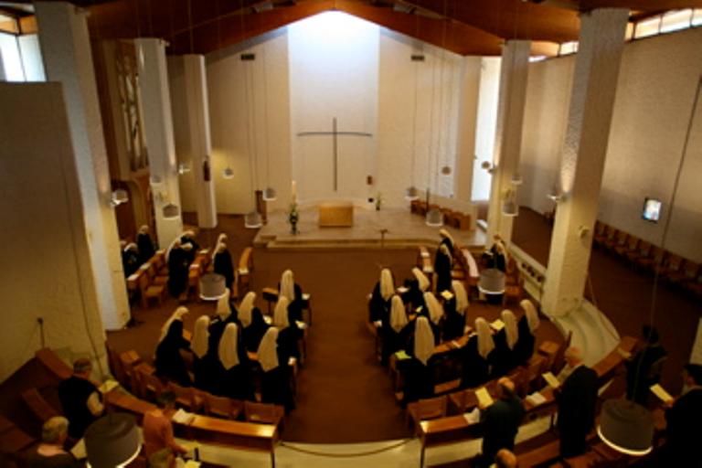 Abbaye de Pradines à Régny