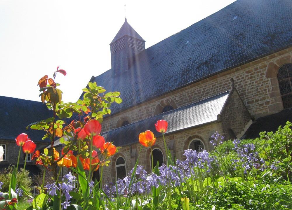 Abbaye Notre-Dame de Protection à Valognes