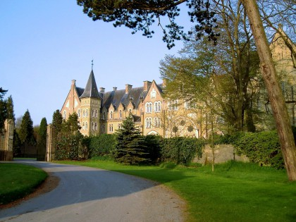 Abbaye Notre-Dame à Wisques