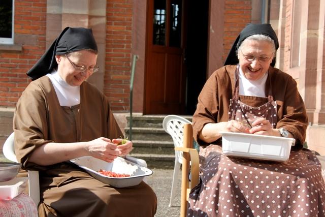 Carmel de Marienthal à Haguenau