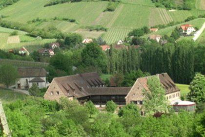Abbaye Notre-Dame de Baumgarten