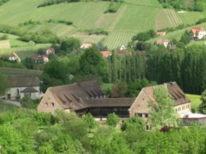 Abbey Notre-Dame of Baumgarten