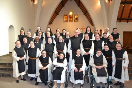 Abbaye La Joie Notre-Dame à Campénéac