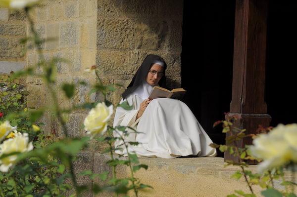 Abbaye Sainte-Marie de Rieunette à Ladern-sur-Lauquet - Silence, solitude