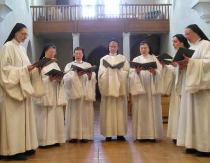 Abbaye Notre-Dame de La Coudre à Laval