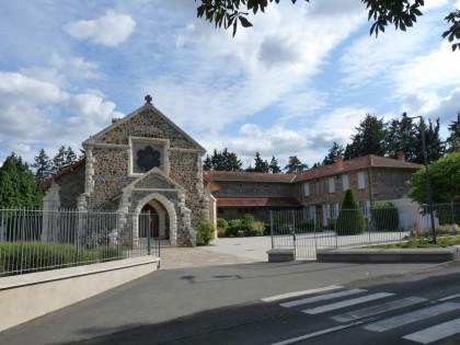 Monastère des Clarisses-Capucines à Chamalières