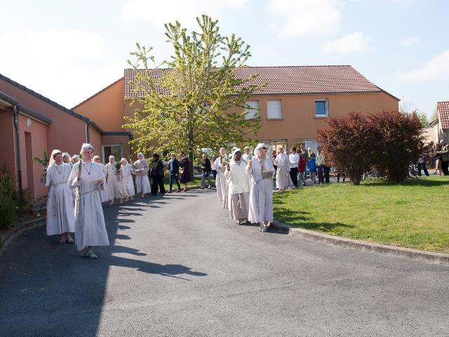 Monastère Sainte-Claire à Cormontreuil